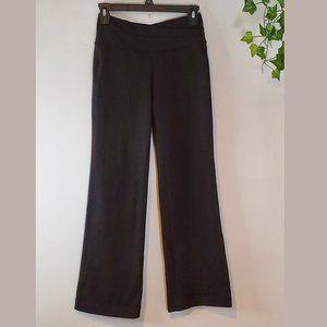 LULULEMON Black Wide leg leggings B